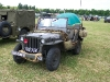 Wartime in the Vale 2010, Hotchkiss M201 Jeep (632 XUW)