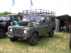 Wartime in the Vale 2010, Land Rover 110 Defender (K 305 MCL)