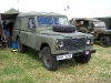 Wartime in the Vale 2010, Land Rover 110 Defender (MYK 329 X)