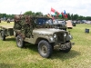 Wartime in the Vale 2010, M38A1 Jeep (NVS 596)