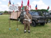 Wartime in the Vale 2010, Redcap Military Policeman