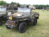 Wartime in the Vale 2010, Willys MB Jeep (WSL 524)