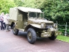 Wolverhampton Bantock House 1940's Show, Sept 2010 - Dodge WC-52 Weapons Carrier (283 XUS)