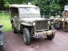 Wolverhampton Bantock House 1940's Show, Sept 2010 - Hotchkiss M201 Jeep (JAS 332)