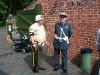 Wolverhampton Bantock House 1940's Show, Sept 2010 - Two Military Policemen 2