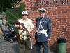 Wolverhampton Bantock House 1940's Show, Sept 2010 - Two Military Policemen
