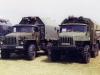 Zil 131 3.5Ton 6x6 Radio Truck (B-KX-6857)(Germ)