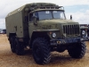 Zil 131 3.5Ton 6x6 Radio Truck (Q 247 GJT)