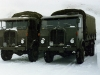 Saurer 4CM 4x4 Cargo (M 62615 &amp;#038; M 62680)