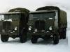 Saurer 4CM 4x4 Cargo (M 62615 & M 62680)