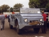 Saurer 4MH Artillery Tractor (UYJ 929)