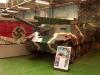 Panzer 38t Hetzer in Bovington Tank Museum