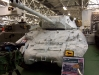 M10 Tank Destroyer in Bovington Tank Museum