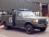Ford F-950 4x4 Fire Tender (90L-921)