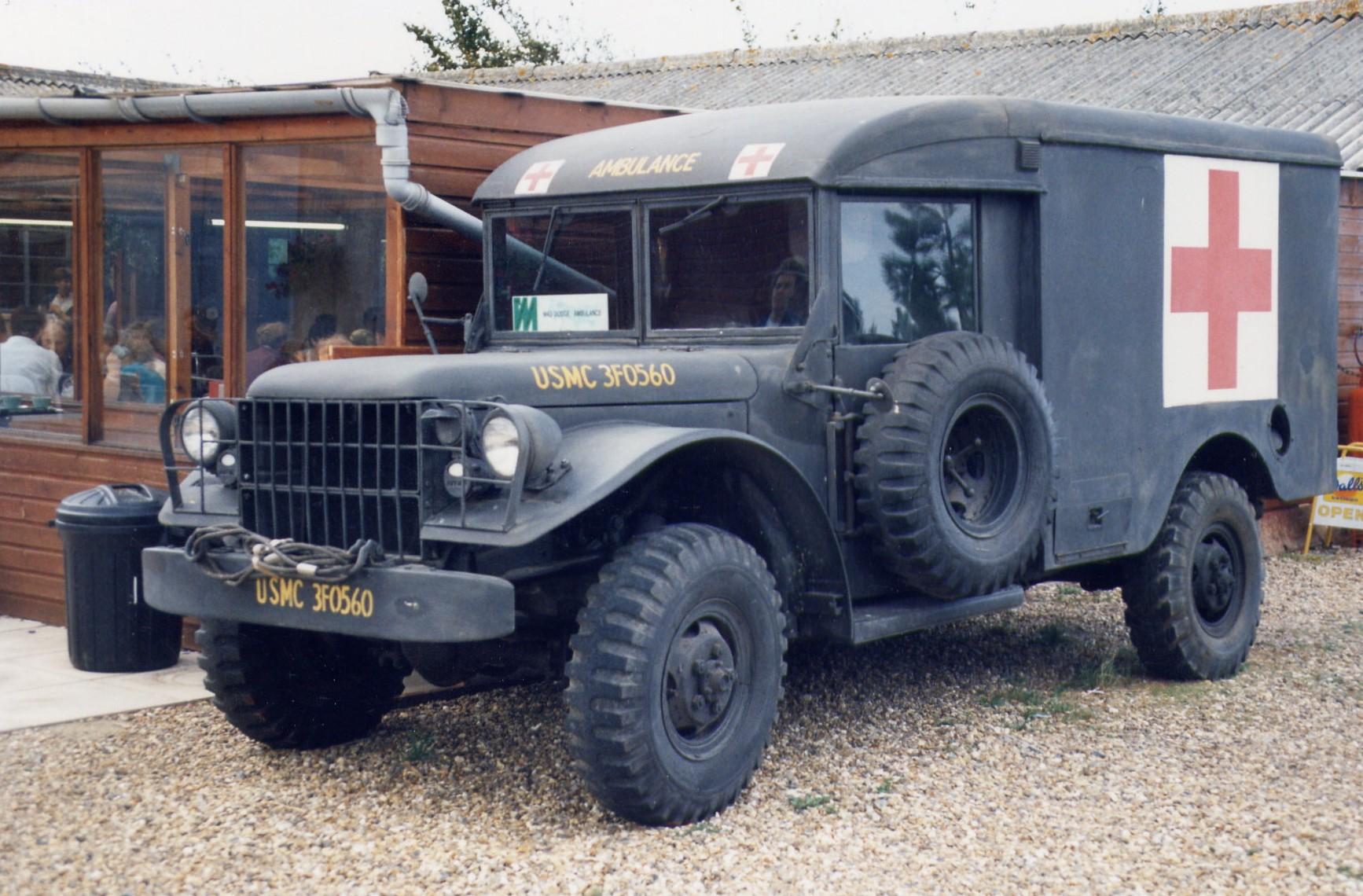 M43 Ambulance For Sale.html | Autos Weblog