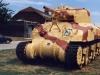 M4A1 Sherman Tank (British service)