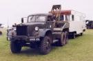 Diamond T 969 4Ton 6x6 Wrecker (Q 908 UGL)(Copyright ERF Mania)