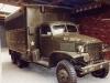 GMC 353 CCKW 6x6 Maintenance (Charlie Mann's Museum)