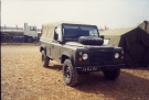 Land Rover 110 Defender (14 KJ 24)