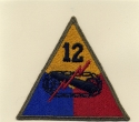 US 12 Armored Division