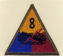US 8 Armored Division