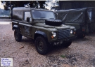 Land Rover 90 Defender (78 KF 32)