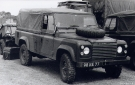 Land Rover 110 Defender (98 KE 77)