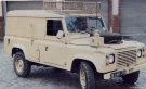 Land Rover 110 Defender (91 KF 78)