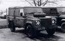 Land Rover 110 Defender (72 KJ 79)