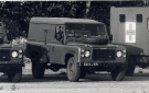 Land Rover 110 Defender (66 KJ 55)
