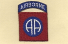 US 82 Airborne Division (All American)