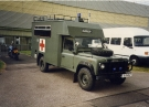 Land Rover 127 Ambulance (10 KJ 67)