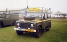 Land Rover 110 Defender (11 KJ 95)