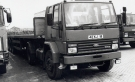 Ford Iveco 3828 4x2 Tractor (42 KJ 18)