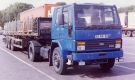 Ford Iveco 3828 4x2 Tractor (32 RN 52)