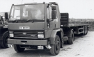 Ford Iveco 3828 4x2 Tractor (13 RN 05)