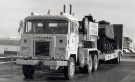 Scammell Crusader 6x4 Tractor (23 GJ 71)