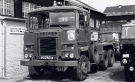 Scammell Crusader 6x4 Tractor (23 GJ 67)