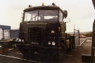 Scammell Crusader 6x4 Tractor (65 GJ 04)