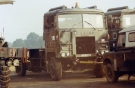 Scammell Crusader 6x4 Tractor (64 GJ 76)