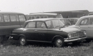 Vauxhall Victor FB Staff Car (9122 RN)