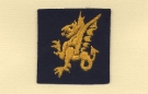 British 43 Infantry Division (Embroid)