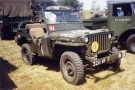 Willys MB/Ford GPW Jeep (3211 VF)