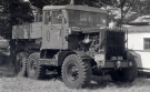 Scammell Explorer 10Ton Recovery Tractor (JSU 265)
