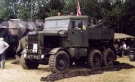 Scammell Explorer 10Ton Recovery Tractor (HSJ 741)
