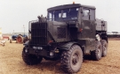 Scammell Explorer 10Ton Recovery Tractor (OSJ 698)