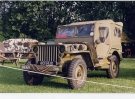 Willys MB/Ford GPW Jeep (401 HUO)