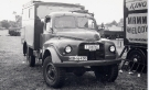 Austin K9 1 Ton Wireless (KBH 643 G)