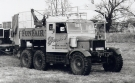 Scammell SV1T Breakdown (THX 764 F)