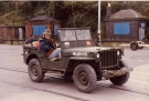 Willys MB/Ford GPW Jeep (JYD 287)